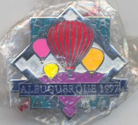 Albuquerque Aerostat Ascension Association - AAAA 1997