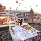 ballooning event in cappadocia turkey